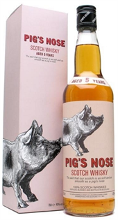 Pig's Nose Scotch 750ml